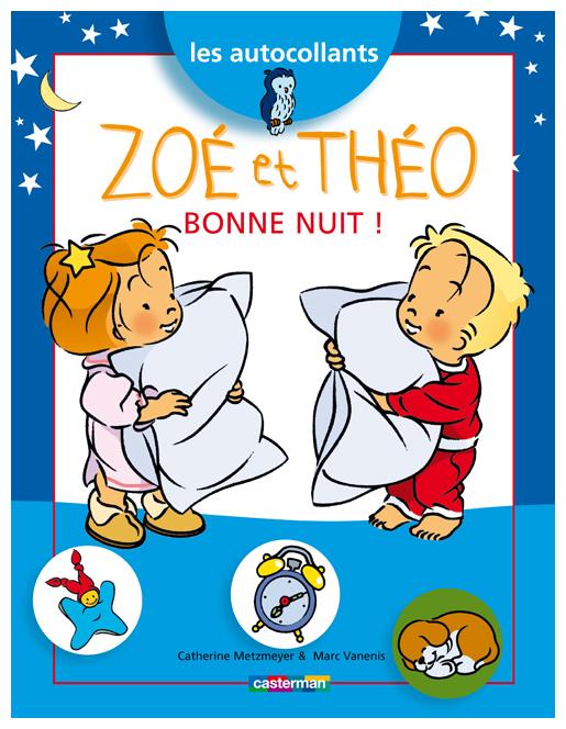 Zoé et Théo Bonne nuit !