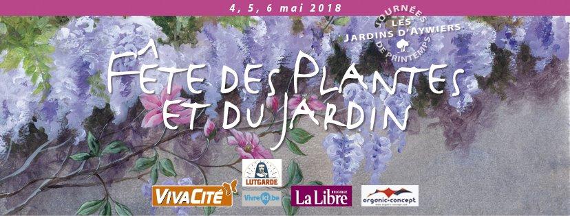 Fête des Plantes et du Jardin-Mai 2018-Marc Van Enis
